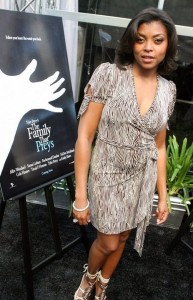 Taraji P Henson at the 2008 American Black Film Festival held at the Sofitel Hotel  Los Angeles  California on the 7th of August 2008