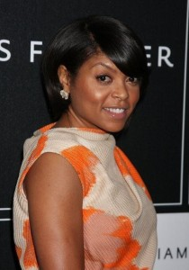 Taraji P Henson at the 8th Annual Awards Season Diamond Fashion Show Preview hosted by the DIC and InStyle held at The Beverly Hills Hotel in Los Angeles  California