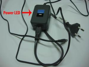 Power brick of the WRT150N