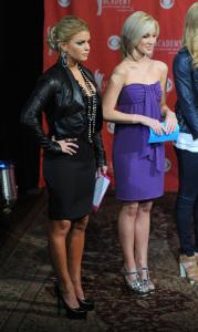 Jessica Simpson and Kellie Pickler