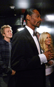 Heidi Montag and Spencer Pratt with Snoop Dogg