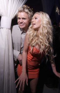 Heidi Montag and Spencer Pratt host a Valentines night party in Las Vegas on February 14th 2009 6