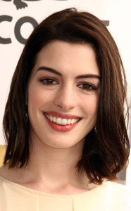 Anne Hathaway arrives to the 2009 Film Independent's Spirit Awards on February 21st 2009 in Santa Monica California