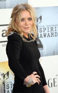 Mary Kate Olsen at the 2009 Film Independent's Spirit Awards on February 21st 2009 in Santa Monica California