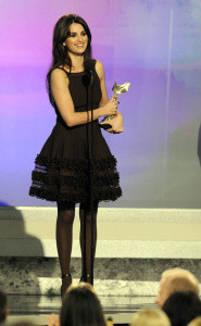 Penelope Cruz at the 2009 Film Independent's Spirit Awards in Santa Monica on Saturday evening on February 21st 2009