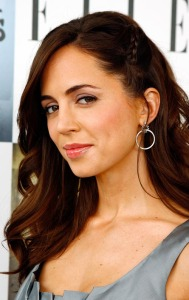 Eliza Dushku attends the 2009 Film Independents Spirit Awards in Santa Monica on Saturday evening on February 21st 2009