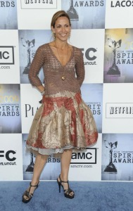 Sheryl Crow attends the 2009 Film Independents Spirit Awards in Santa Monica on Saturday evening on February 21st 2009