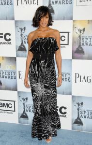 Dania Ramirez at the 2009 Film Independents Spirit Awards in Santa Monica on Saturday evening on February 21st 2009