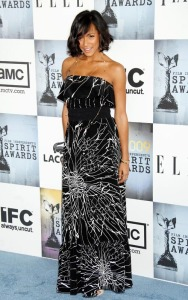 Dania Ramirez attends the 2009 Film Independents Spirit Awards in Santa Monica on Saturday evening on February 21st 2009