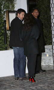 Jason Bateman attends a Cecconi for a Pre Oscar Party on February 20th 2009