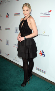 Abbie Cornish arrives at the 2009 US Ireland Alliance Pre Oscar Gala Awards Ceremony held at The Ebell Club on February 19th 2009 1