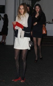 Isabel Lucas attends the pre-Oscar party 2009 at Chateau Marmont in Hollywood California 1