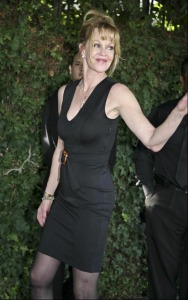 Melanie Griffith hosts a Pre-Oscar Party at her home in Los Angeles on February 4th 2009 2