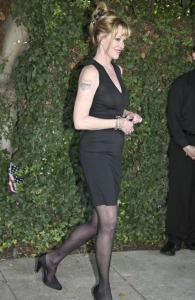 Melanie Griffith hosts a Pre-Oscar Party at her home in Los Angeles on February 4th 2009 1
