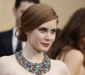 Amy Adams arrives at the  81st Annual Academy Awards on February 22nd 2009 1