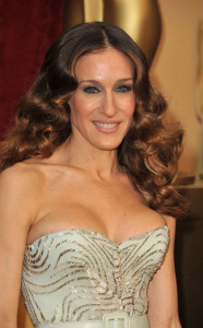 Sarah Jessica Parker arrives on the red carpet of the 81st Annual Academy Awards on February 22nd 2009 4