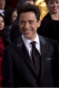 Robert Downey Jr arrives on the red carpet of the 81st Annual Academy Awards on February 22nd 2009 1