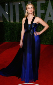 Reese Witherspoon arrives on the red carpet of the 81st Annual Academy Awards on February 22nd 2009 4