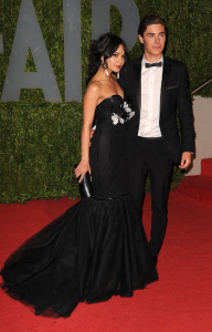 Zac Efron and Vanessa Hudgens arrive on the red carpet of the 81st Annual Academy Awards on February 22nd 2009 4