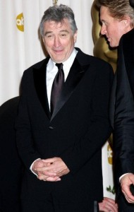 Robert De Niro at the 81st Annual Academy Awards on February 22nd 2009