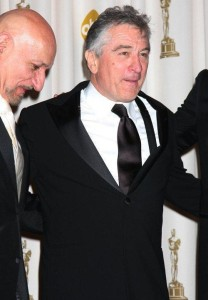 Robert De Niro at the 81st Annual Academy Awards on February 22nd 2009 2