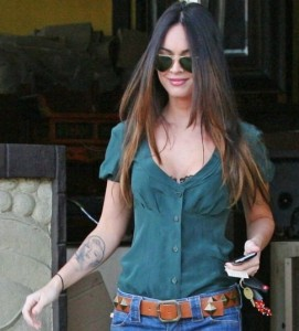 Megan Fox seen shopping at the Indigo furniture store in Los Angeles yesterday March 3rd 2009 4