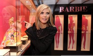 Heidi Klum at Barbie 50th Birthday Party in Malibu on March 9th 2009 3