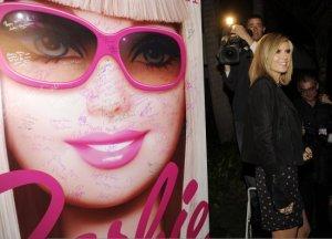 Heidi Klum at Barbie 50th Birthday Party in Malibu on March 9th 2009 4