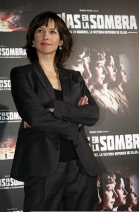 Sophie Marceau at the photocall of the film Les femmes de lombre in Madrid on March 10th 2009 2