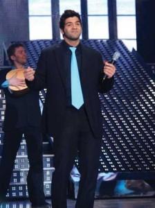 Ibrahim Dashti at the Star Academy Fourth Prime
