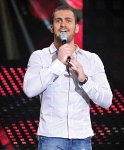 Nazem from Lebanon Star Academy Fifth Prime pictures and photogallery
