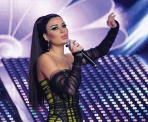 Cyrine Abdelnour on Star Academy Fifth Prime pictures and photogallery