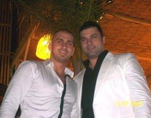 Nazem and Fares Karam