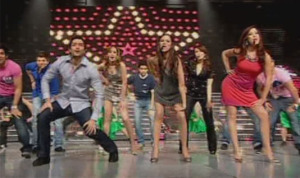 on star academy season6 sixth prime students dance