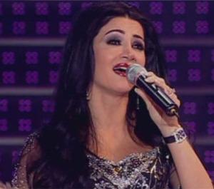 on star academy season6 sixth prime diana haddad sings shoft itesalak