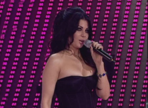 seventh prime of lbc star academy 2009 season 6 on April 3rd 2009 Haifa Wehbe
