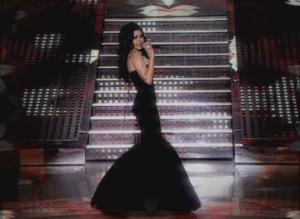 seventh prime of lbc star academy 2009 season 6 on April 3rd 2009 Haifa wehbe sings live