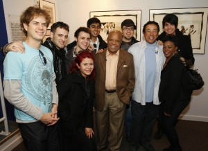American Idol season 8 Candidates at Motown Museum on March 19th 2009