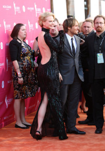 Nicole Kidman and Keith Urban arrive at the 44th annual Academy Of Country Music Awards held at the MGM Grand on April 5th 2009 in Las Vegas Nevada 4