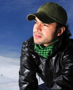 new pictures of the students in star academy season 6 skiing photo shoots on March 2009 Zaher