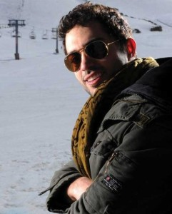 new pictures of the students in star academy season 6 skiing photo shoots on March 2009 Mohammad Bash