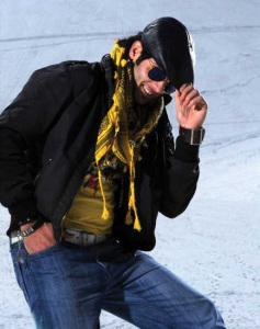 new pictures of the students in star academy season 6 skiing photo shoots on March 2009 yehia