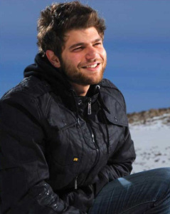 new pictures of the students in star academy season 6 skiing photo shoots on March 2009 Michel Azzi