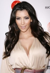 Kim Kardashian attends the Night at Haven event hosted by Stardust Pictures and Jamie Kennedy on February 19th 2009 9