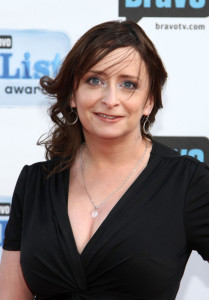Rachel Dratch arrives at the Bravo's 2nd Annual A-List Awards on on the April 5th, 2009