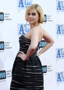 Shanna Moakler arrives at the Bravo's 2nd Annual A-List Awards on on the April 5th, 2009