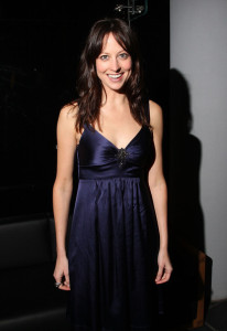 Alexie Gilmore attends the after party for The Mysteries Of Pittsburgh hosted by The Cinema Society at The Cooper Square Hotel on April 7th 2009 in New York City