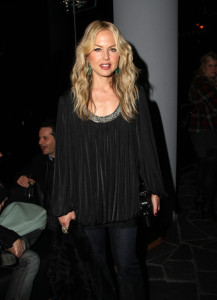 Rachel Zoe attends the after party for The Mysteries Of Pittsburgh hosted by The Cinema Society at The Cooper Square Hotel on April 7th 2009 in New York City