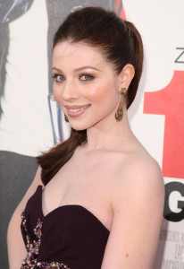 Michelle Trachtenberg at the movie premiere of 17 Again on April 14, 2009