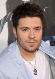 American Idol Season Eight contestant Danny Gokey arrives at the movie premiere of 17 Again on April 14, 2009